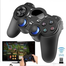 games for android tv box 2019 - Cewaal Hot 2.4GHz Wireless Game Controller Gamepad Joystick with USB OTG and Receiver For Android Mobile Phone   TV Box
