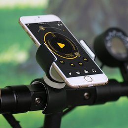 gps phone grip NZ - Moutain Bike Bicycle Accessories Phone Holder Stander Phone Grips Holder Mount For GPS Bicycle Parts Bisiklet Aksesuar #225643