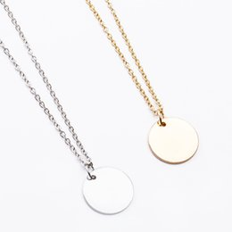 $enCountryForm.capitalKeyWord Australia - Initial Necklace Gold Silver Necklace Initials Name Necklaces Pendant For Women Girls Birthday Gift