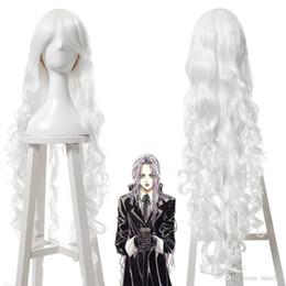 $enCountryForm.capitalKeyWord Australia - Women Lolita White Long Curly Wavy Wave Rosiel Cosplay Wig Anime Wigs Hair
