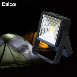 $enCountryForm.capitalKeyWord Australia - Eslas LED Camping Light Solar Powered Waterproof Portable Camping Lantern Night Light Outdoor Emergency Lamp