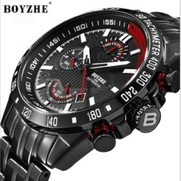$enCountryForm.capitalKeyWord Australia - Men's Luxury Automatic mechanical WristWatches BOYZHE High-end brand watches Fashion business man 3bar Waterproof Sports watch