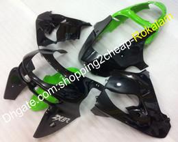 $enCountryForm.capitalKeyWord UK - ZX 9R 1998 1999 ABS Motorcycle Fairings For Kawasaki ZX-9R 98 ZX9R 99 Ninja Black Green ABS Plastic Bodywork Fairing kit