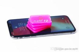 $enCountryForm.capitalKeyWord Australia - 2018 Rsim 12+ r sim 12+ RSIM12+ iphone unlock card for iPhone 8 iPhone 7 plus and i6 unlocked iOS 11.x-7.x 4G CDMA GSM WCDMA SB AU SPRINT