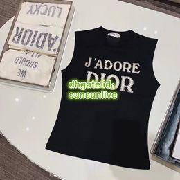 8f1ecdc7daebf1 Ragazze t-shirt vintage online-Maglietta vintage di moda femminile con  lettere Vest Maglietta