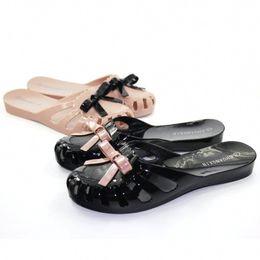 b178f2e174b New summer ladies baotou low-heel fashion slippers
