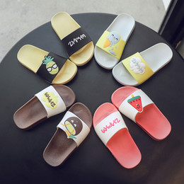 infant toddler slippers NZ - Slippers Kids for Girls Beach Fashionable Toddler Infant Kids Baby Girls Pearl Sequins Single Non-slip Shoes Home Casual Shoes