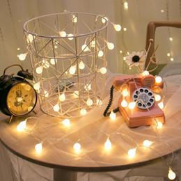 $enCountryForm.capitalKeyWord Australia - LED lights stars string dormitory decoration Christmas decorations snowflake lights string romantic room decorated wedding lights seven colo