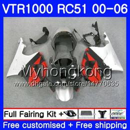 $enCountryForm.capitalKeyWord Australia - Kit For HONDA VTR1000 RC51 SP1 SP2 00 01 02 03 04 05 06 257HM.25 RTV1000 Silvery black VTR 1000 2000 2001 2002 2003 2004 2005 2006 Fairing