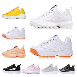 cc4b91ef4602 Hot sneaker II for men women Running Shoes Pink white black grey designer  mens trainers womens leather Sports shoes size 35-45