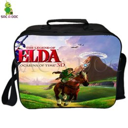 $enCountryForm.capitalKeyWord NZ - Link Lunch Bag with Ice Pack Thermal Insulated Bag Picnic Camping Shoulder Fresh Keeping Ice Cooler