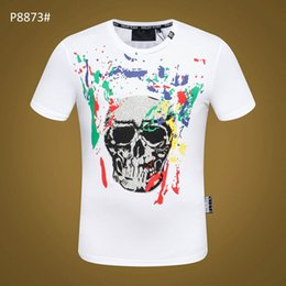 medusa 3d tee shirt NZ - #7278 Hip Hop Men T Shirt 3D Skulls Medusa Fashion Letter Short Sleeve Tops Tees Casual Man Tshirt Summer Gym Crew Neck T-Shirts