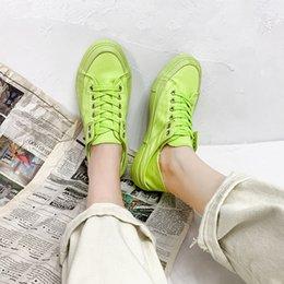 $enCountryForm.capitalKeyWord Australia - SJstudio 19S S INS Hottest Sale Women Classic Casual Comfortable Low-cut Canvas Shoes