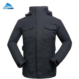 Wholesale outdoor leisure sport coats for sale – winter High Quality Winter Hiking Snowboard Ski Jacket Men Skiing Trekking Camping Waterproof Windbreaker Outdoor Sports Leisure Coat