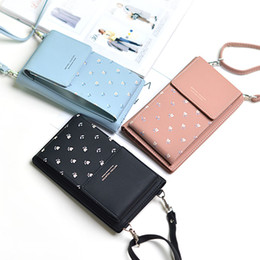 $enCountryForm.capitalKeyWord Australia - Women's Wallet Japan and Korean Style Long PU Leather Multi-function Clutch HandBag Large Capacity Mobile Phone Crossbody Purse Bag