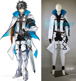 Female Costumes For Men Australia - New 2019 Anime Fate EXTELLA LINK Saber Charlemagne Cosplay Costume Outfit Halloween Adult Costumes for Women Men Custom Any Size