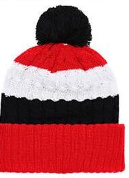 $enCountryForm.capitalKeyWord Australia - 2019 Unisex Autumn Winter hat Sport Knit Hat Custom Knitted Cap Sideline Cold Weather Knit hat Warm KANSAS CITY Beanie KC Skull Cap