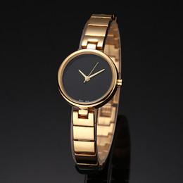 e415503d8d4 2018 Fashion Brand women genuine Luxury wristwatch Female clock japan  movement bracelet watch steel AAA quality new model free shipping