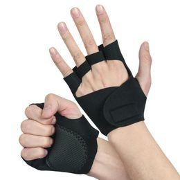 $enCountryForm.capitalKeyWord Australia - Women's Fitness Half Finger Gloves Fingerless Gloves Anti-slip Weight Lifting Gym Training Sports Bicycle Tactical Racing