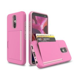 $enCountryForm.capitalKeyWord Australia - Full-Body Heavy Duty Protection Case with a Dual Layer Wallet designlot & Kickstand for iPhone 6 7 8 6P 7P 8P XR XS X XSMAX