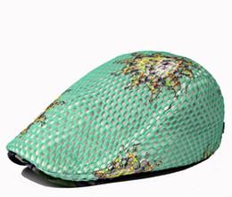 Sombrero de red para hombre y para mujer Gorra para hijo Boina al por mayor  Día de verano y primavera Pantalla delantera para hombre y para mujer 3a86c217bc5
