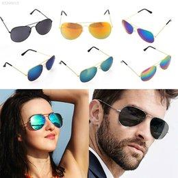 ba0ebfff4515 Unisex fashion Sunglasses women Men s Colorful Plating Film Full frame  UV400 Glasses Sunglasses Frog Mirror glass 15 colors LJJW210