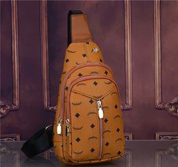 High Quality Backpack Brands Australia - High Quality Sweet Womens Chest bag Famous Brands Rivet Women Backpack Designer Lady Sport&Outdoor Packs Traveling crossbody bag M1905