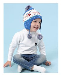 Woolen hat for girls online shopping - New autumn winter Newsboy Caps Woolen Hats For Boys And Girls Childrens Warm Hat Fashion Gifts