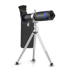 $enCountryForm.capitalKeyWord Australia - 20X Telephoto Telescope Zoom Lens for iPhone X 7 8 Plus Huawei Macro Wide Angle Lens with Tripod
