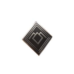 Owl badge online shopping - Twin Peaks Owl Hard enamel pin for David Lynch Fans Fire walk with me Badge brooch