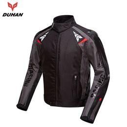 $enCountryForm.capitalKeyWord Australia - DUHAN Motorcycle Jacket Men Waterproof Oxford Cloth Moto Jacket Windproof Motocross Off-Road Racing Protective Gear
