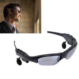 sunglasses glasses stylish 2019 - Sunglasses Bluetooth Headset Noise Cancelling Wireless Headphones Stylish Cool Fashion Sun Glass Music Earphone kulaklik