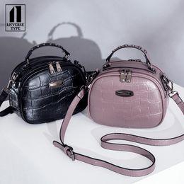 $enCountryForm.capitalKeyWord Australia - Fashion Business Lady Shoulder Women Bags Designer Crocodile Trend Fashion Handbags Lady Hand Strap Women's Bag Female Handbags MX190817