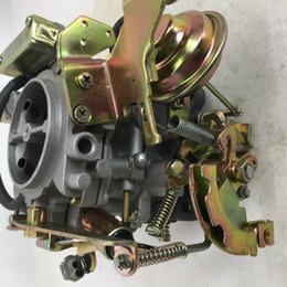 SherryBerg carbohidratos carburador carburador para los Toyota Lite Ace 7K 7K KR42 1.8L motor de carburador carburador Carby 21100-1E020 en venta