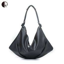 $enCountryForm.capitalKeyWord Australia - 2019 New Women Big Casual Shoulder Bags Ladies Fashion Soft Black Handbags Brand Design Large-capacity Portable Hobos
