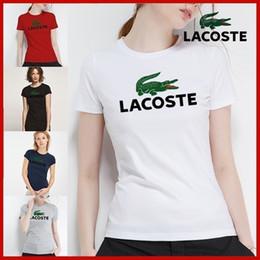 Wholesale plain slim fit t shirt online – design Hot New crocodile Brand Men t shirt Solid Color short Sleeve Slim Fit Cotton Shirts colors T930