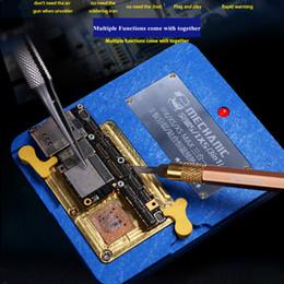 $enCountryForm.capitalKeyWord Australia - Intelligent Heating Platform For iPhone X XS XS MAX Motherboard Layering Separator Repair Tools Desoldering Rework Station