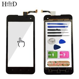 $enCountryForm.capitalKeyWord UK - Mobile Touch Screen Front Glass For Xiaomi Xiao Mi 2A MI2A M2A Touch Screen Glass Digitizer Panel Lens Sensor Adhesive