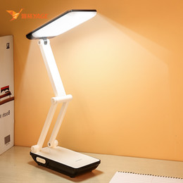 $enCountryForm.capitalKeyWord NZ - 3-Stage Folding Table Lamp 800mAh Rechargeable Desk Light 32pcs LED Desk Lamp 3 Light Modes Student Portable Reading Ambient Lamp