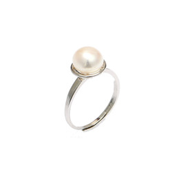 $enCountryForm.capitalKeyWord Australia - Chinese Factory Hot Sale high quality elegant ladies Fashion pearl design finger rings for sale