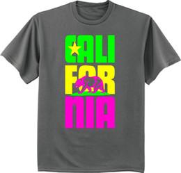 $enCountryForm.capitalKeyWord Australia - Neon California t-shirt Cali design California flag tee California bear tshirt Men Women Unisex Fashion tshirt Free Shipping black