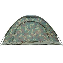 $enCountryForm.capitalKeyWord Australia - 1-4Person Portable Outdoor Camping Camouflage Tent Hiking Hunting Sun Shade Ultraviolet-proof Tent Recreation Breathable