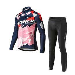 merida cycling jersey sets NZ - MERIDA team Cycling long Sleeves jersey bib pants sets 2019 summer new Mtb Sport Breathable Ropa Ciclismo U53142