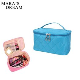 $enCountryForm.capitalKeyWord Australia - Mara's Dream 2016 Beautician Nylon Bags Bath Wash Makeup Make Up Cosmetic Bag Organizer Storage Travel Toiletry Bags #305909