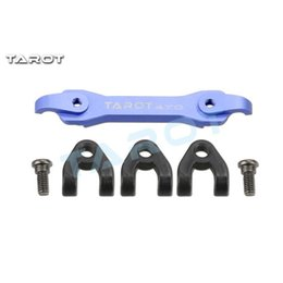 Support Helicopter Australia - TATOR-RC 470L Helicopter Parts 470 Tail Support Bar Fixing Column Fit T-REX 470L RC Helicopter TL47A16