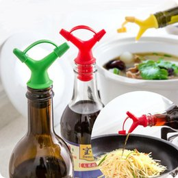 $enCountryForm.capitalKeyWord Australia - Large and Small Hole Wine Stopper Kitchen Accessories for Pouring Soy Sauce Kitchen Tools Cocina Utensilios Kitchen Gadgets