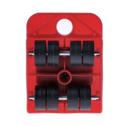 furniture wheels wholesale Australia - 1PCS Moves Furniture Tool Transport Shifter Moving Wheel Slider Remover Roller Heavy Easy to carry tools