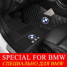 Bmw M6 Australia - 5D Luxury Surround Custom Fit Car Floor Mats for BMW X1 X3 X4 X5 X6 Z4 M3 M4 M5 M6 M135i M235i I3 i8 g30 e83 e90 e34 f11 f13 f30