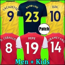 Soccer jerSey green yellow online shopping - ARsen soccer jersey NICOLAS CEBALLOS HENRY GUENDOUZI SOKRATIS MAITLAND NILES TIERNEY football shirt Men Kids kit