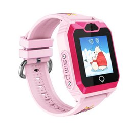 Waterproof Wrist Watches Australia - Df26c Telecom Exclusive Edition Security Voice Conversation Waterproof Wrist Watch Location Photograph Children Wrist Watch Cdma